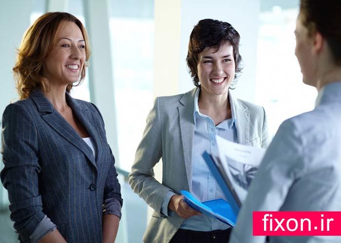 اهمیت و نقش زنان در کسب و کار